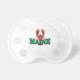 Chupeta lagosta verde de Maine