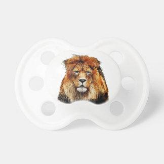 Chupeta Leão africano