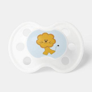 Chupeta Leão de Afriican do brinquedo