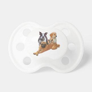 Chupeta Legião do cão com gato