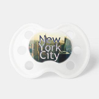 Chupeta Lembrança da Nova Iorque