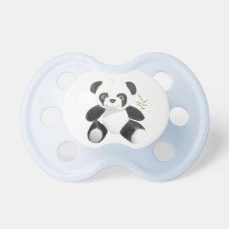 Chupeta Luxuoso desenhado mão Kkukku da panda