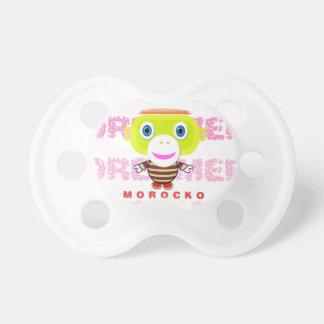 Chupeta Macaco-Morocko Sonhador-Bonito