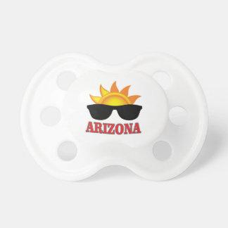 Chupeta máscaras da arizona yeah