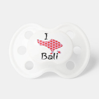 Chupeta Mim coração Bali