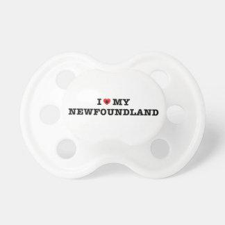Chupeta Mim coração minha Terra Nova