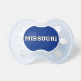 Chupeta Missouri