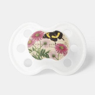 Chupeta música da borboleta da margarida