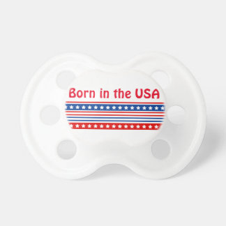 Chupeta Nascer no Pacifier dos EUA