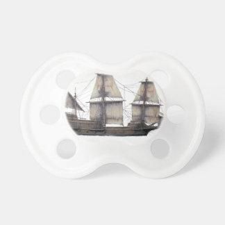Chupeta Navio de Hinde do ouro 1578