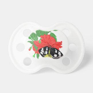 Chupeta Néctar do bebendo da borboleta