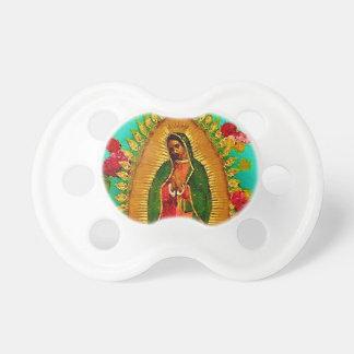 Chupeta Nossa Virgem Maria mexicana do santo da senhora