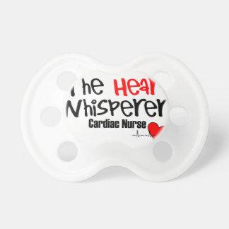 Chupeta Nutra o whisperer do coração