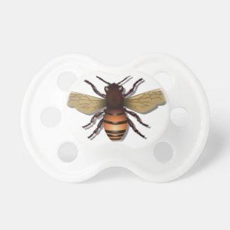 Chupeta O amarelo customizável Bumble a abelha