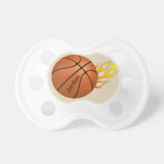 Chupeta O basquetebol do miúdo