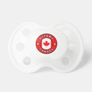 Chupeta Ottawa Canadá