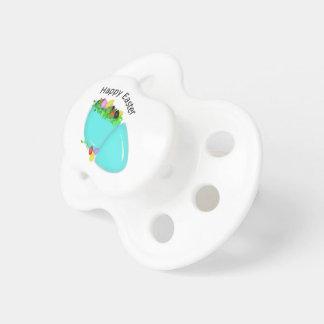 Chupeta Ovo bonito para o felz pascoa para o bebê