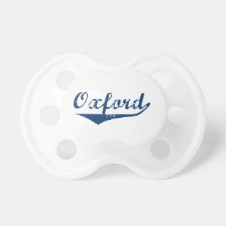 Chupeta Oxford