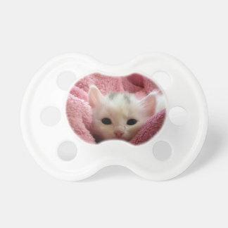 Chupeta Pacifier bonito de Booginhead do gatinho