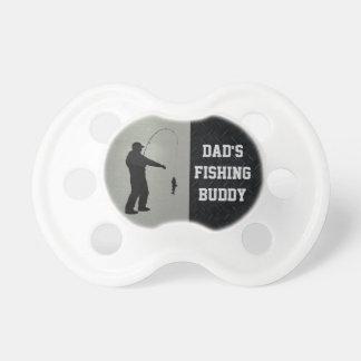 Chupeta Pacifier bonito do amigo da pesca do pai