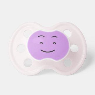 Chupeta Pacifier bonito do smiley