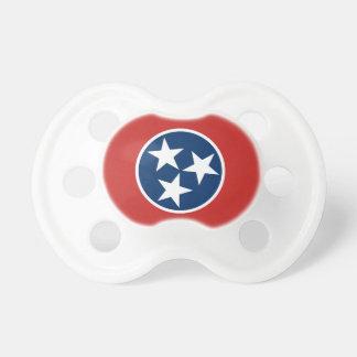 Chupeta Pacifier da bandeira de Tennessee