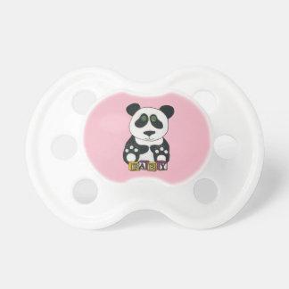 Chupeta Pacifier da panda