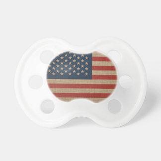 Chupeta Pacifier de BooginHead® com bandeira dos EUA