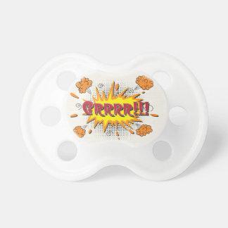 Chupeta Pacifier de Grrrrr