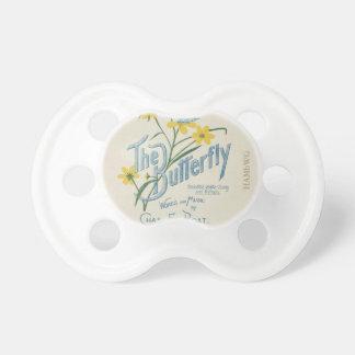 Chupeta Pacifier de HAMbyWG - de BooginHead® - a borboleta