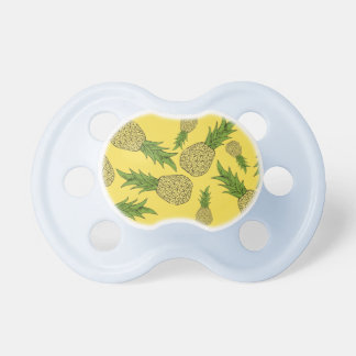 Chupeta Pacifier do abacaxi