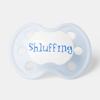 Chupeta Pacifier do bebê de Shluffing