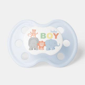 Chupeta Pacifier do bebé dos animais | da selva