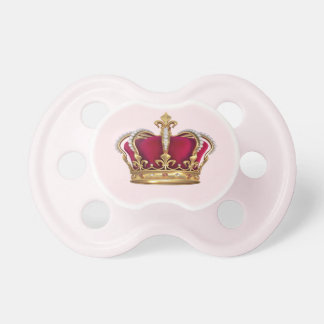 Chupeta Pacifier do bebé (rainha)