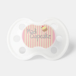 Chupeta Pacifier do cupcake