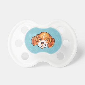 "Chupeta Pacifier do ""filhote de cachorro"" de Sarah Kay"