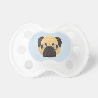 Chupeta Pacifier do Pug