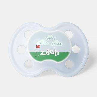 Chupeta Pacifier feito sob encomenda do bebê do Caddie