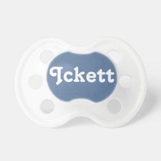 Chupeta Pacifier Ickett