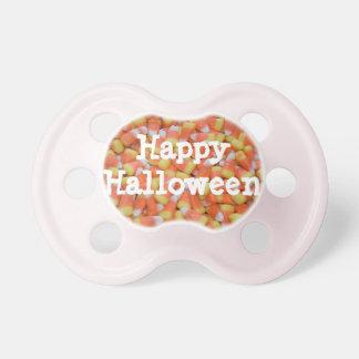 Chupeta Pacifier original feliz do bebê do milho de doces