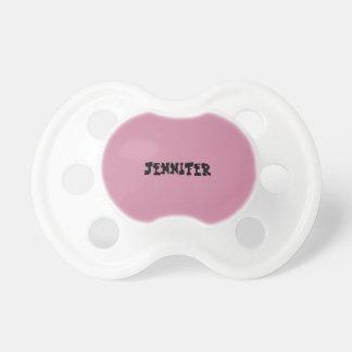 Chupeta Pacifier personalizado bebé