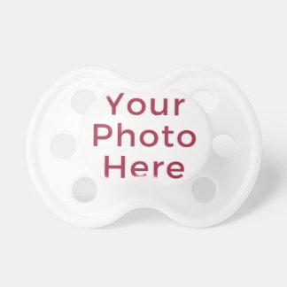 Chupeta Pacifier personalizado personalizado do bebê da