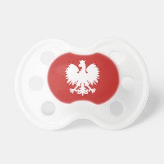 Chupeta Pacifier polonês de Eagle