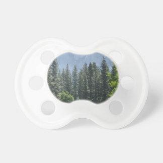 Chupeta Parque nacional de Yosemite