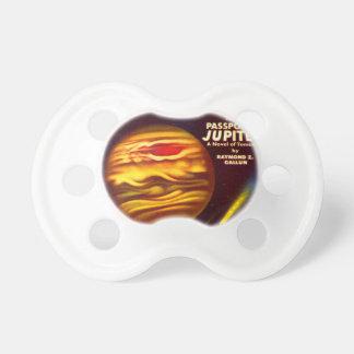 Chupeta Passaporte a Jupiter