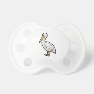 Chupeta Pelicano americano
