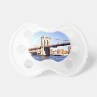 Chupeta Ponte de Brooklyn