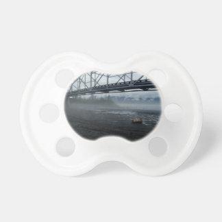 Chupeta Ponte do rio de Knik