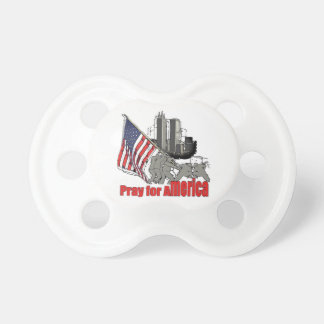 Chupeta Pray para América