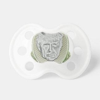 Chupeta Presidente Trunfo Dólar